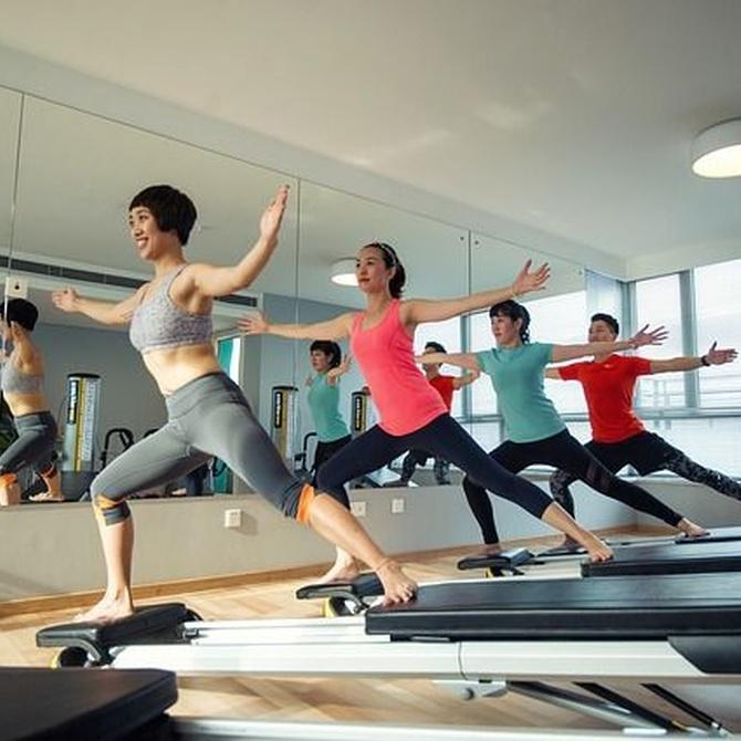 Pilates como forma de desestresarse