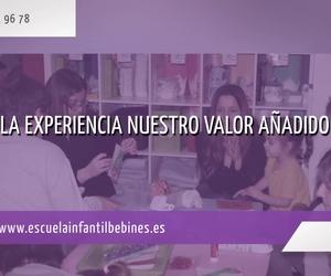 Escuela infantil bilingüe en Getafe | Bebines