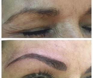 Micropigmentación de cejas Valencia