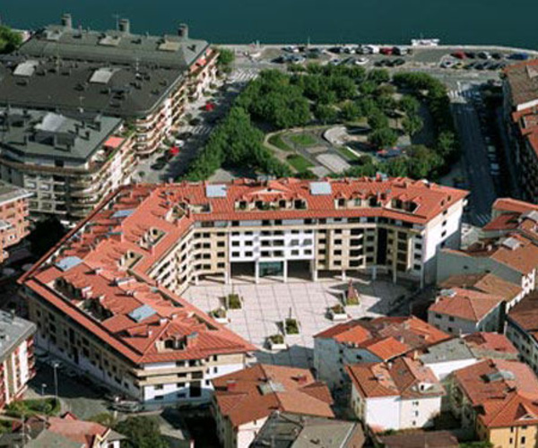 Plaza Ondartxo