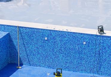 Reparaciones conducciones y cañerías piscinas