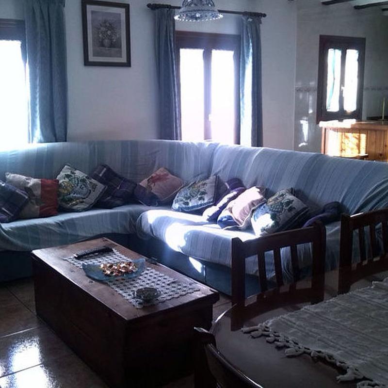 casa rural para grupos albarracin