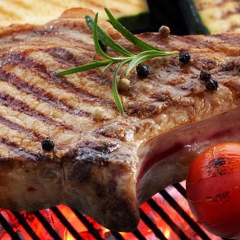 Rest. La Barca del Salamanca. Nuestras carnes: Menús restaurantes de Grupo Silvestre