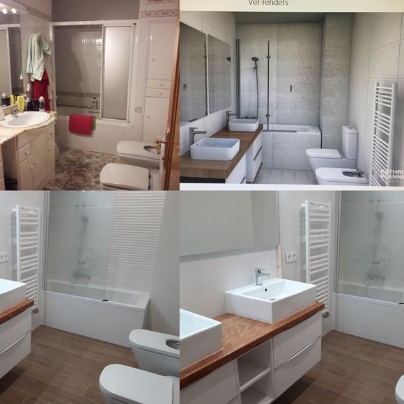 Reforma baño en Igualada: Productos  de Gres de l'Anoia
