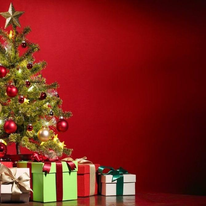El origen de la tradición del árbol de Navidad