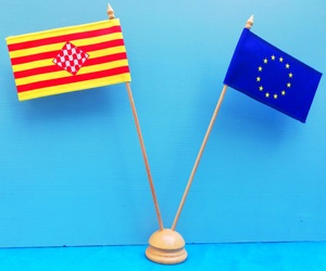 Banderas de Sobremesa