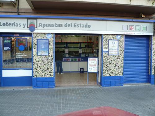 Reservar lotería en Valencia
