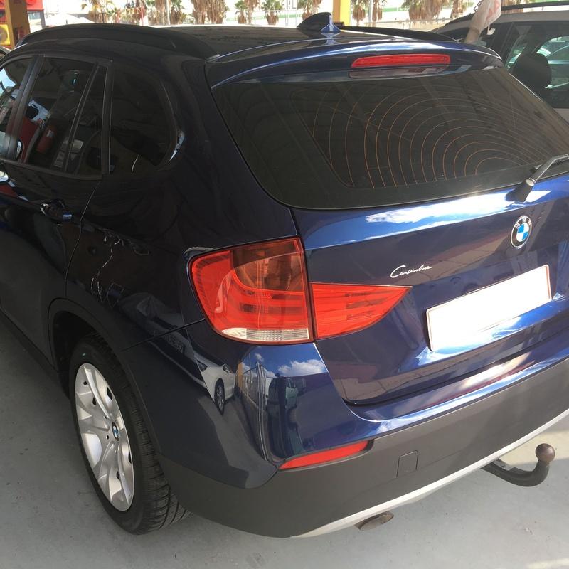 BMW X1 sDrive18d: COCHES DE OCASION de Automóviles Parque Mediterráneo