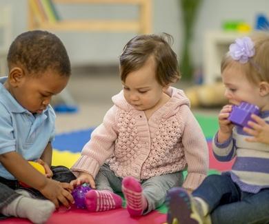 La Escuela Infantil: una familia numerosa