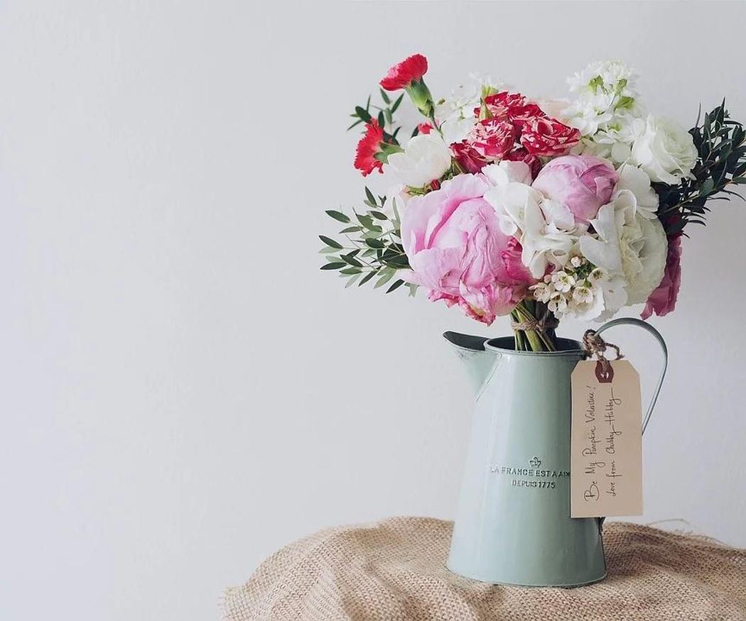 Flores para alegrar tu salón en primavera