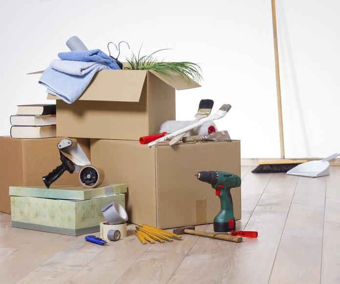 Montaje y desmontaje: Servicios de Mudanzas Revilla