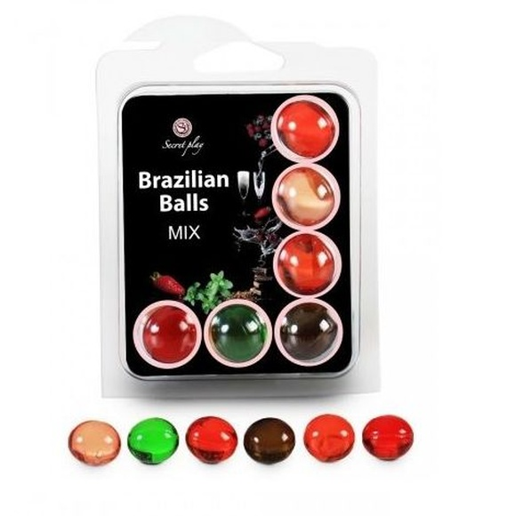 BRAZILIAN BALLS MIX:  de SEXMIL 1