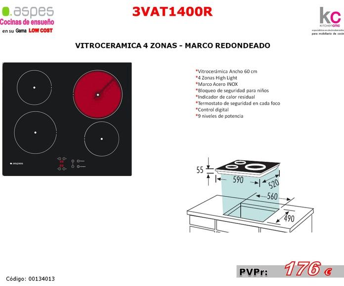 ASPES vitroceramica