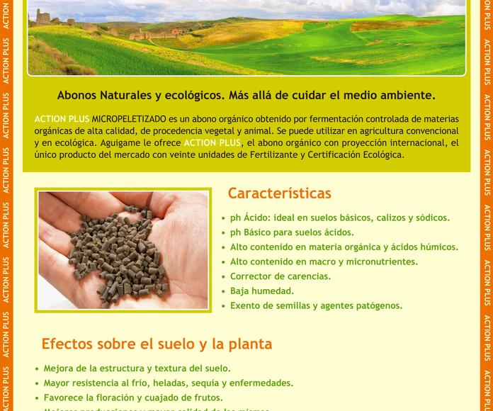 BOTES Y SACOS DE ABONO NATURALES ECOLOGICOS Y ORGANOMINERALES