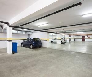 Consejos para usar un parking