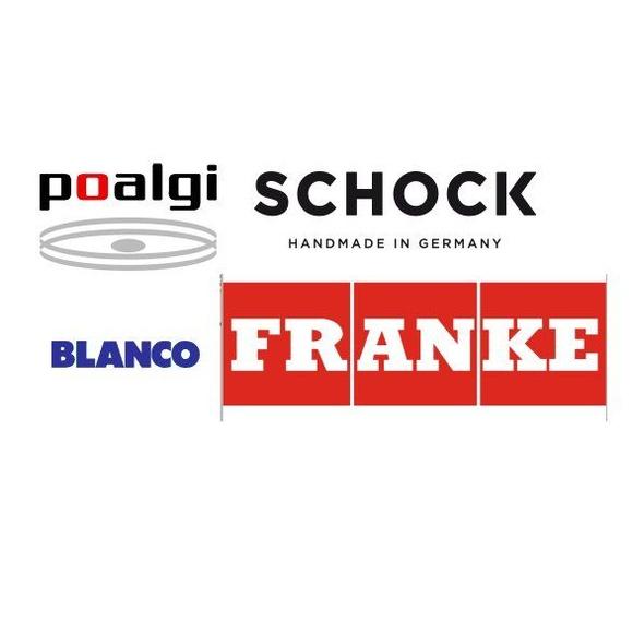 Proveedores de fregaderos, grifos y accesorios: Productos y servicios de Ébano Interiorismo