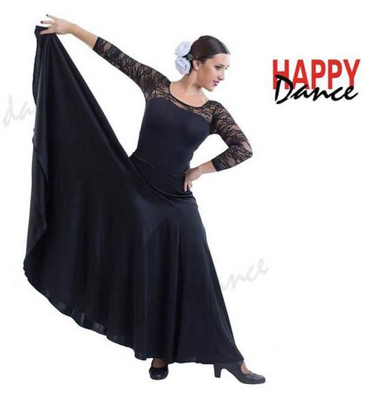 Falda flamenca adulto godets