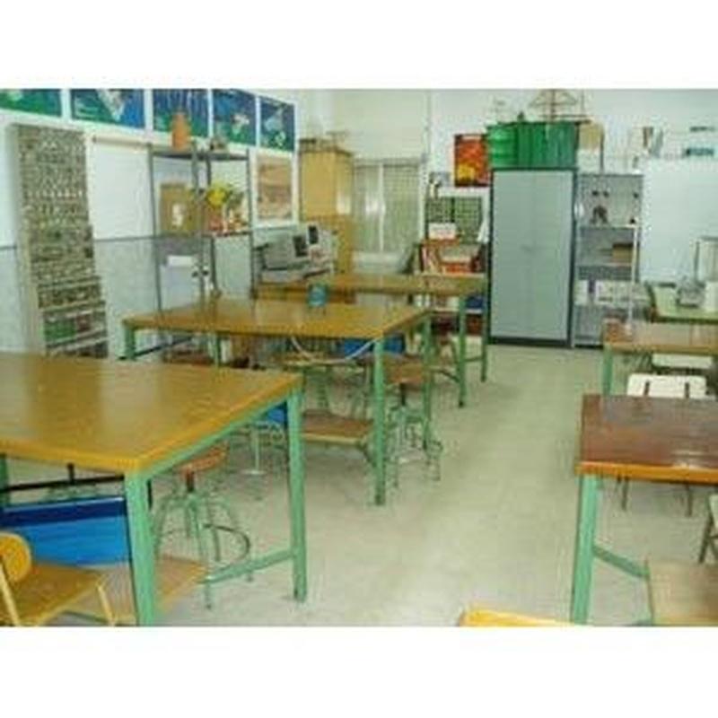 Departamento de Tecnología: Departamentos de I.E.S. García Morato