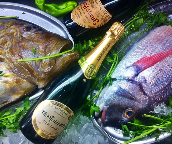 Restaurante de pescado en Granada: Al Espeto