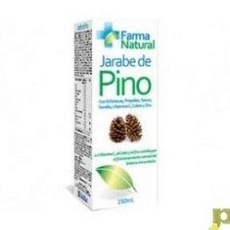 Jarabe de pino Farma Natural: Catálogo de Farmacia Las Cuevas-Mª Carmen Leyes
