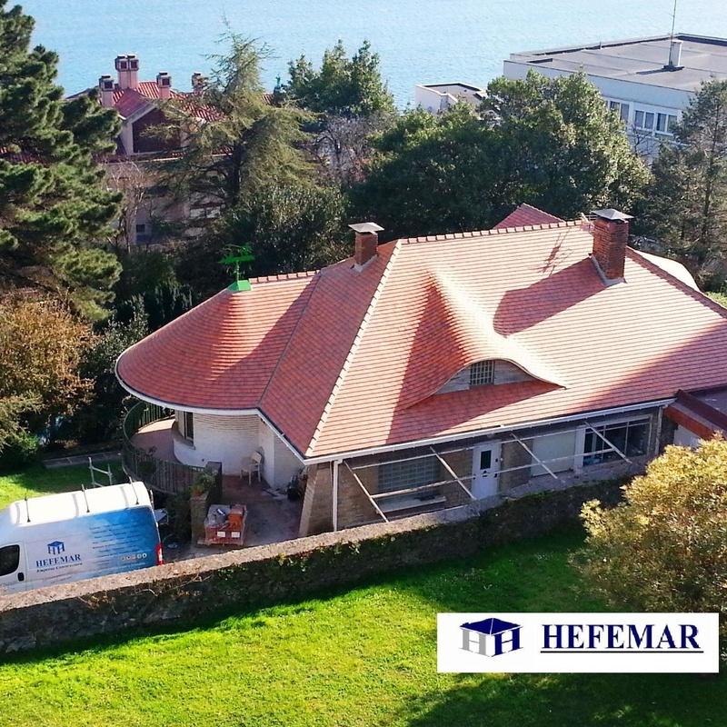 Reparación de tejados en Santander