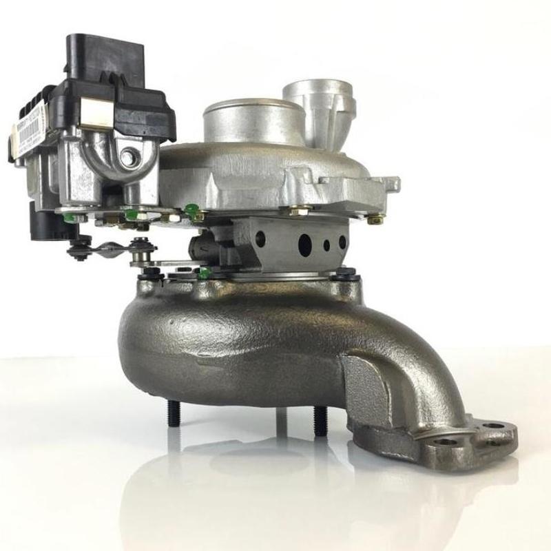 turbocompresor válvula electronica