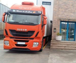 Empresa de transportes en Lugo