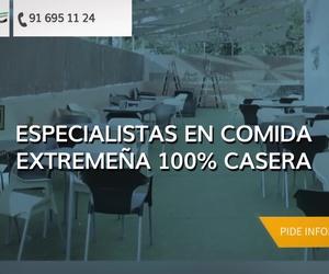 Salones para eventos en Getafe: Restaurante Casa Extremadura