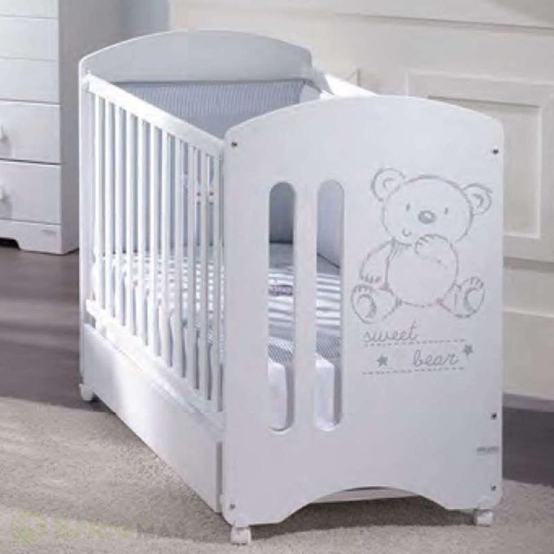 Cuna Sweet Bear Micuna: Productos de Mister Baby