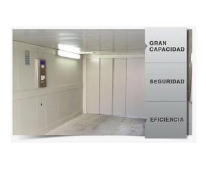 Todos los productos y servicios de Ascensores y montacargas: ZURMANCIA