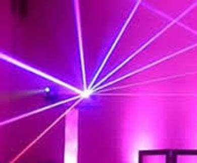 Alquiler de luz ultravioleta Málaga