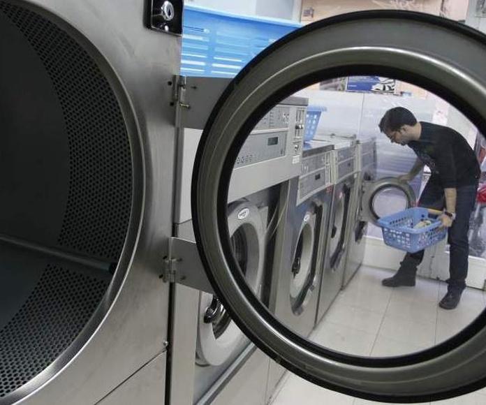 Las lavanderías autoservicio se duplican en un año en la capital
