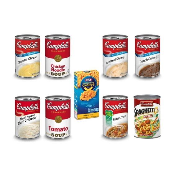 Comida preparada: Productos de American Flavor