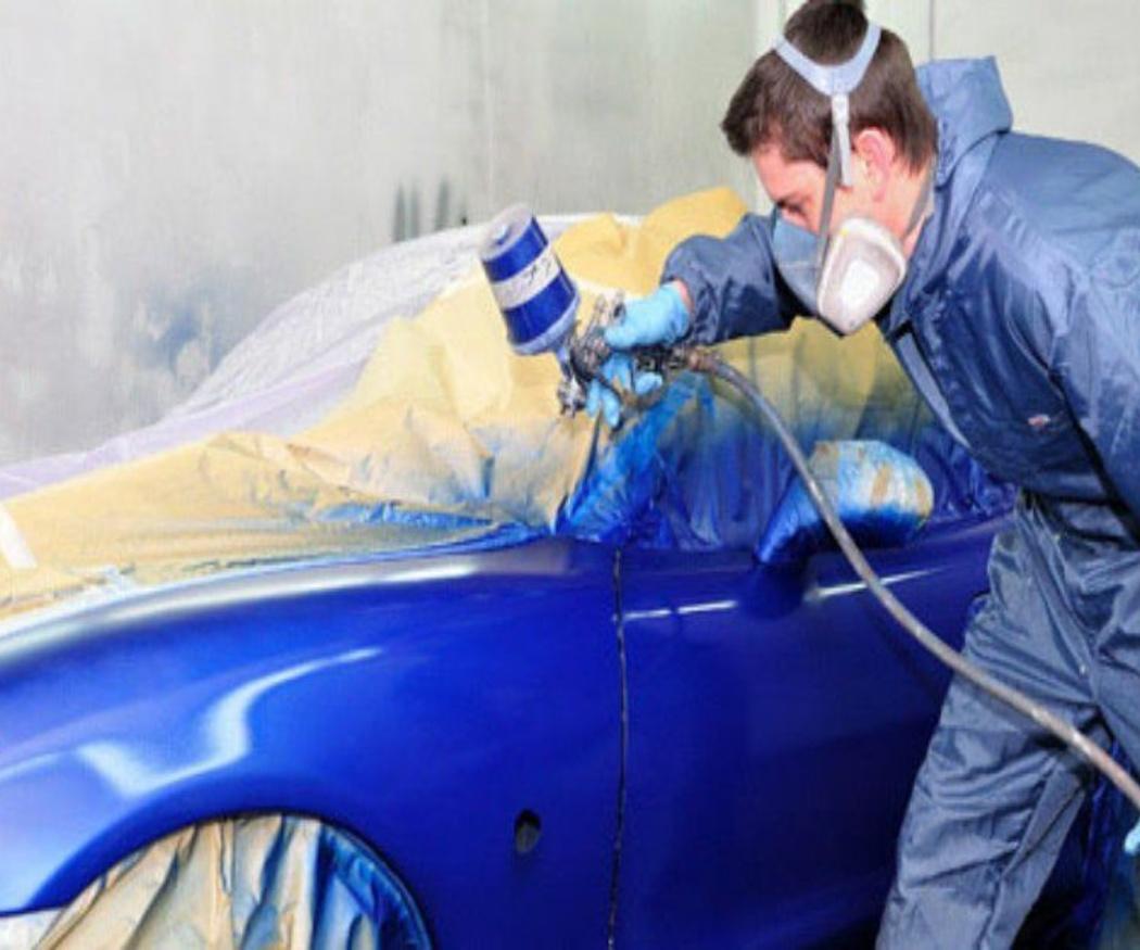 La función de la pintura del coche