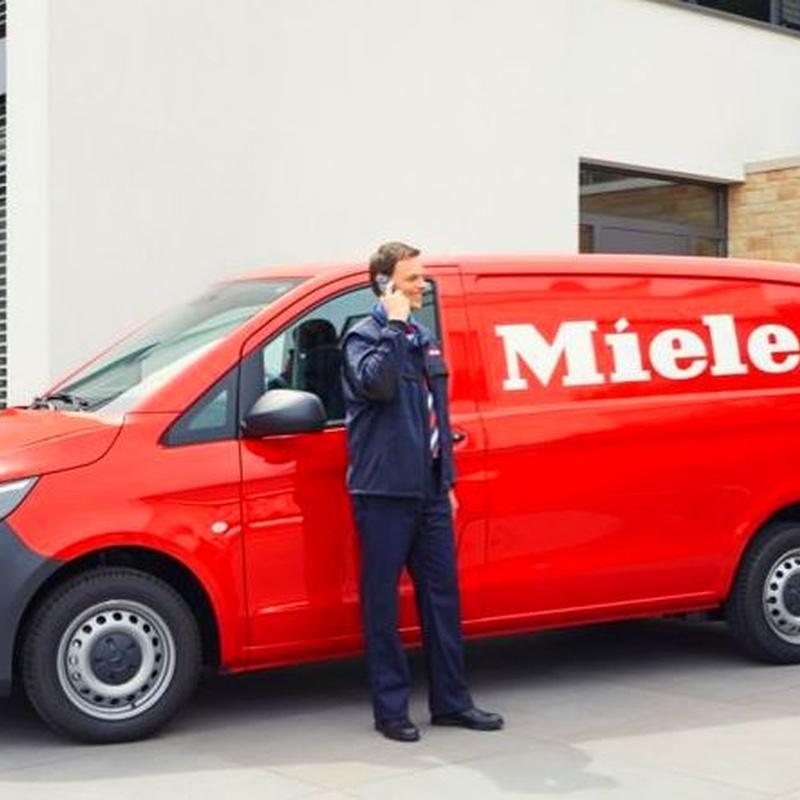 Servicio técnico oficial de Miele: Servicios de Delblanch Cuines i Interiors