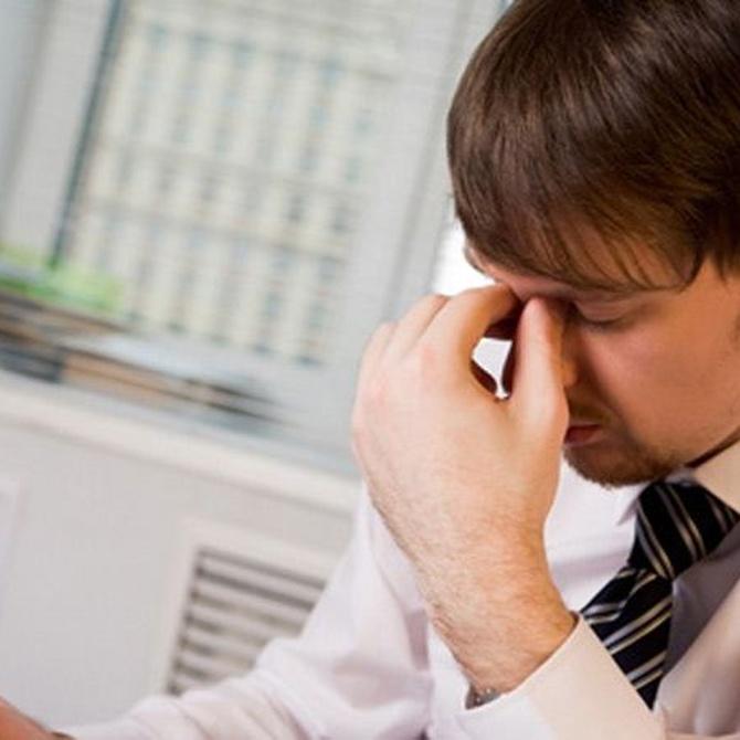 El estrés, causa de problemas en la ATM