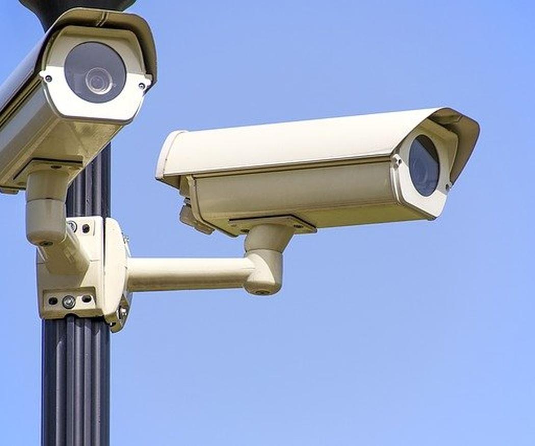 ¿Cómo funciona una cámara de videovigilancia?