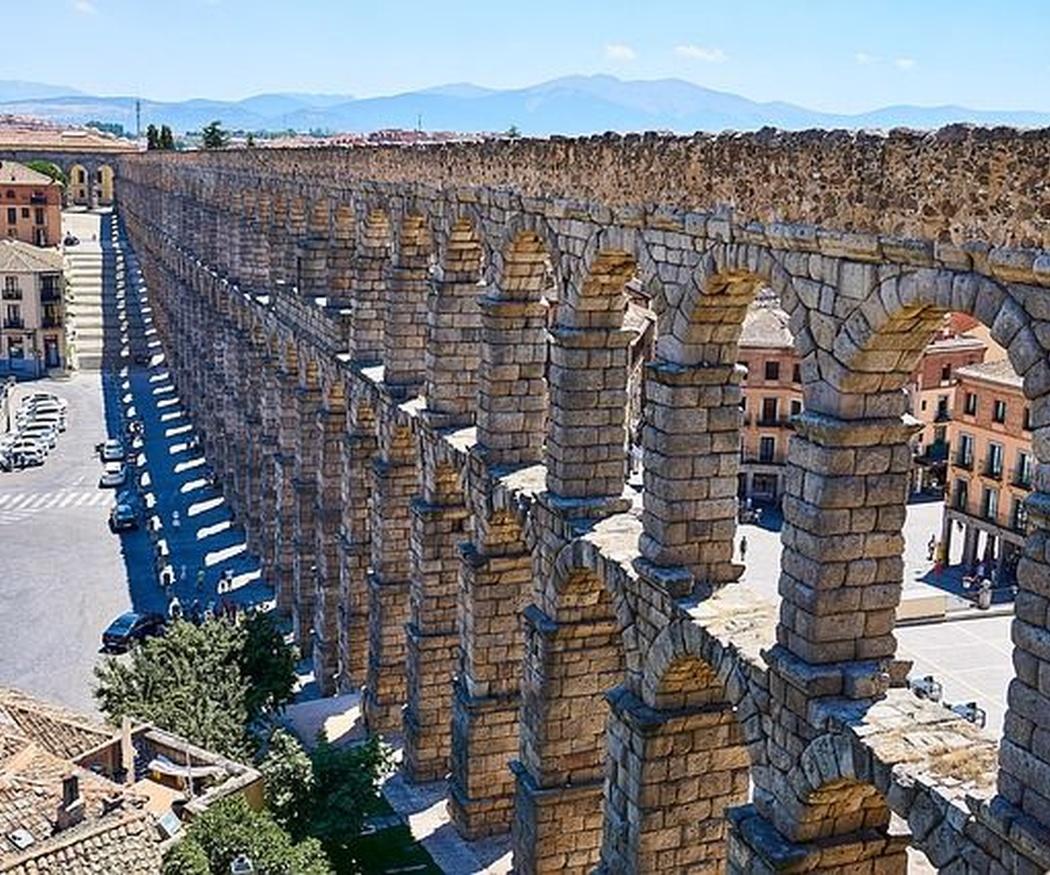 Los encantos de Segovia