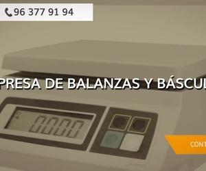 Balanzas comerciales en Valencia | Labopes