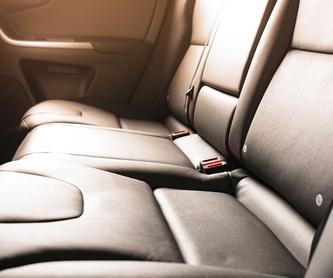 Limpieza integral y tapicerías: Catálogo de Car Wash Alcorcón