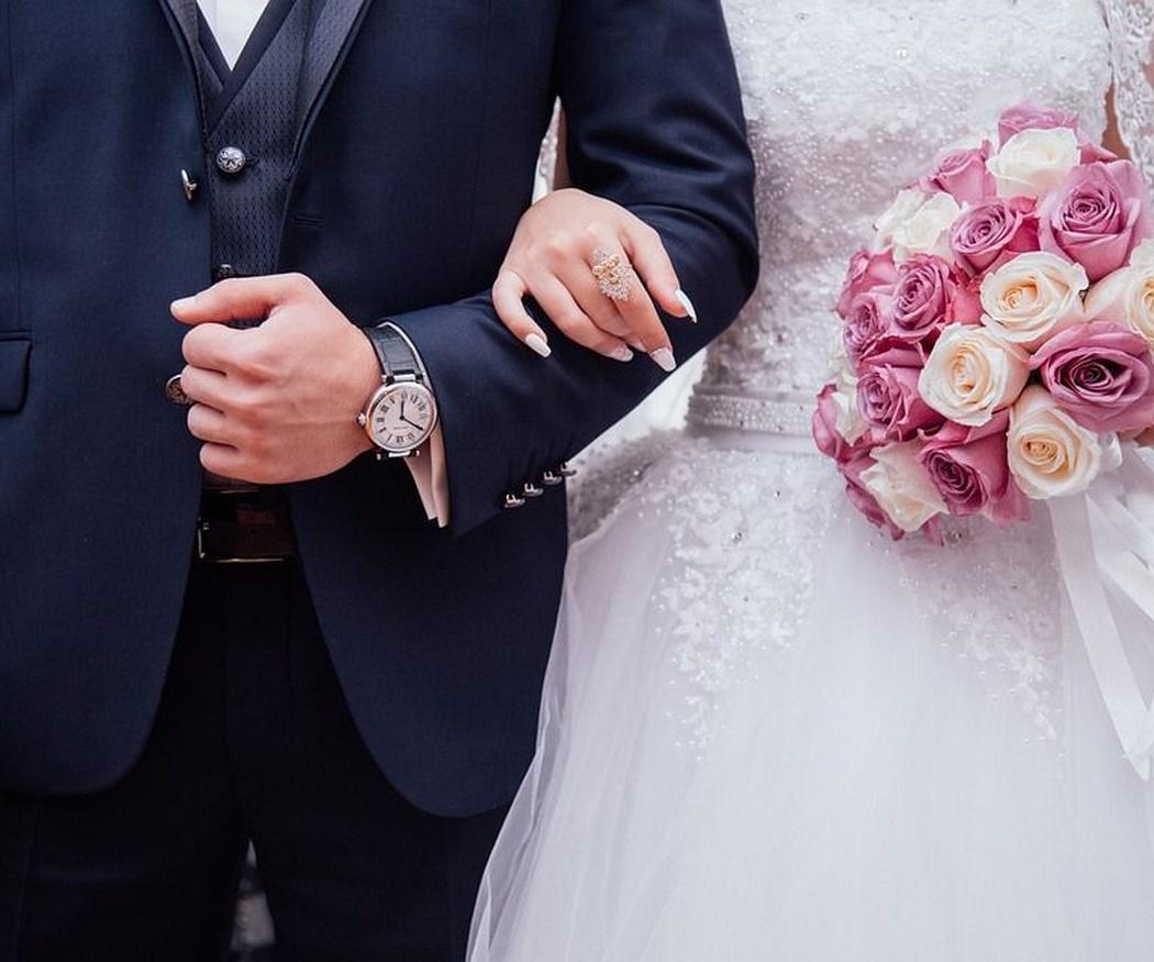 Tendencias en ramos de boda en este 2018