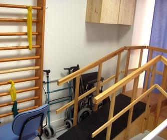 Fisioterapia en el centro de día: Servicios del centro de Centro de Día para Mayores Doctor Espina