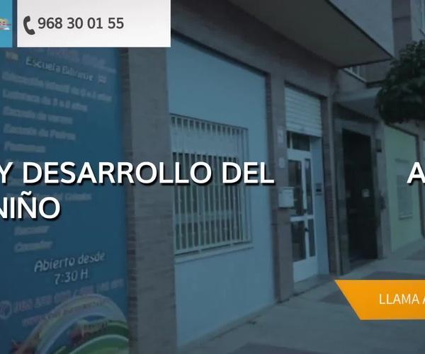 Guarderías y Escuelas infantiles en Murcia | Centro de Atención y Educación Infantil Érase una Vez