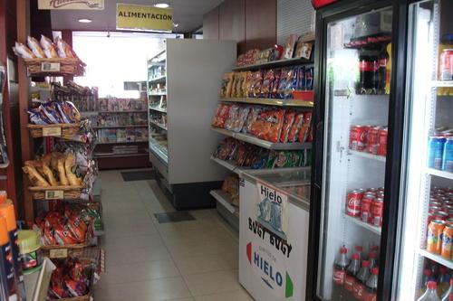 Estación de servicio con tienda en Tudela
