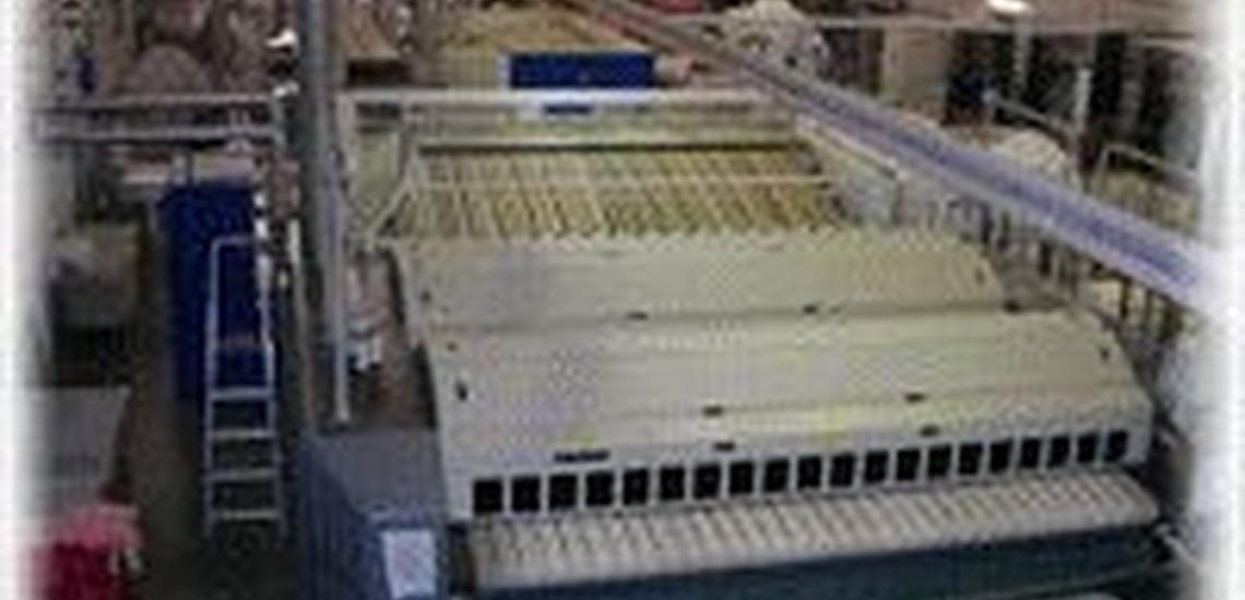 Lavanderías industriales en Madrid sur, Lavandería Industrial Robila