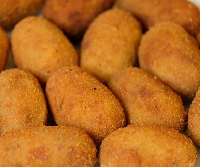 Fábrica de croquetas: Bar Gourmet de La Alacena34 Gourmet