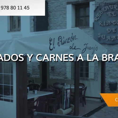Restaurante en La Virgen de la Vega   Rincón de Juanjo