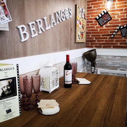 ¡Ven a Restaurante Berlanga's!
