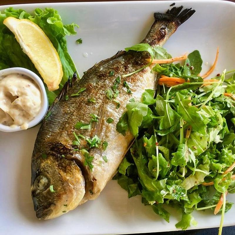 Nuestros pescados: Carta de Restaurante Marisquería El Emperador