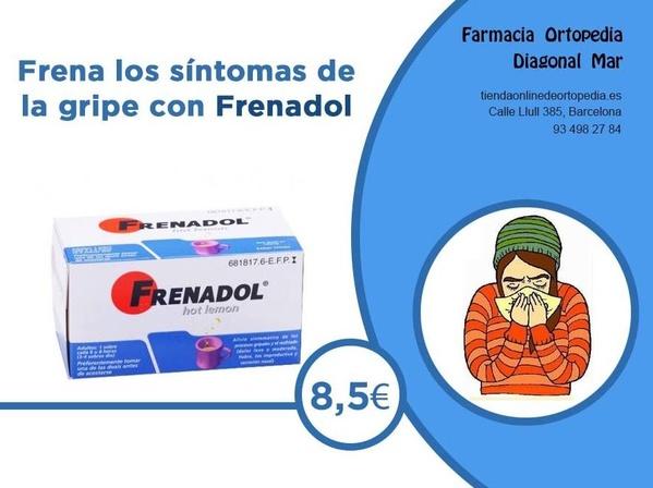 frenadol barcelona